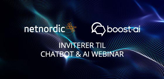 NetNordic & Boost webinar