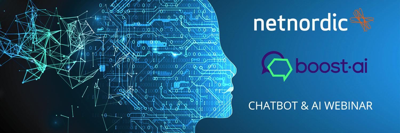 NetNordic og Boost – Chatbot og AI webinar thumbnail